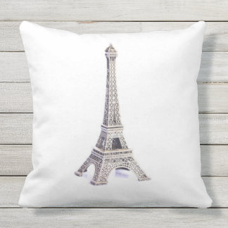 Almofada Para Ambientes Externos Torre Eiffel