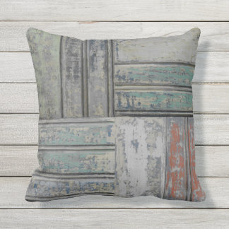 Almofada Para Ambientes Externos Travesseiro decorativo Beachy