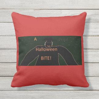 Almofada Para Ambientes Externos travesseiro decorativo do Dia das Bruxas da