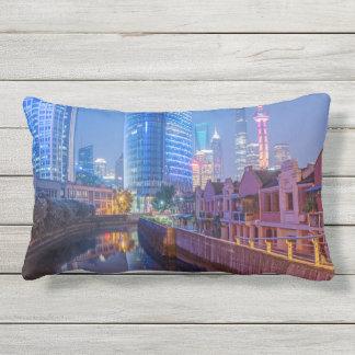 Almofada Para Ambientes Externos Travesseiro decorativo financeiro do distrito de