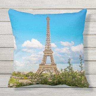 Almofada Para Ambientes Externos Travesseiro exterior do foto a cores da torre