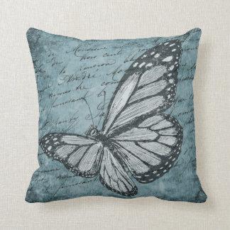 Almofada Paraíso da borboleta