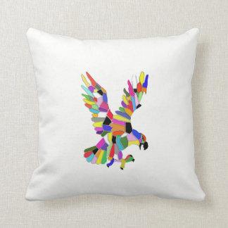 Almofada Pássaro