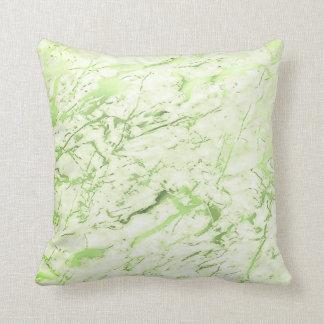 Almofada Pastel de mármore feminino das hortaliças