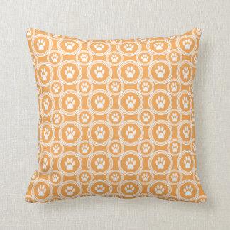 Almofada Pata-para-Décor o travesseiro (cravo-de-defunto)