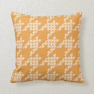 Almofada Pata-para-Décor o travesseiro de Houndstooth