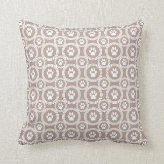 Almofada Pata-para-Décor o travesseiro (Taupe)
