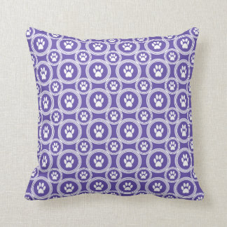 Almofada Pata-para-Décor o travesseiro (violeta)