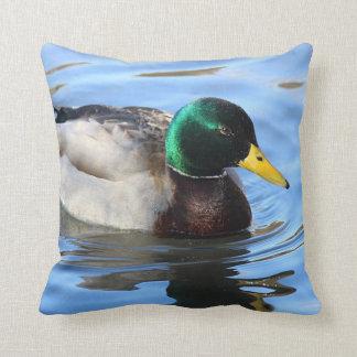 Almofada Pato do pato selvagem