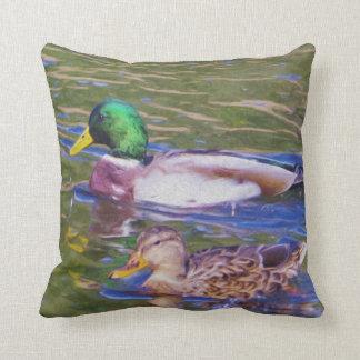 Almofada Patos do pato selvagem