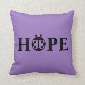 """Almofada PCDH19 Alliance """"esperam"""" o travesseiro decorativo"""