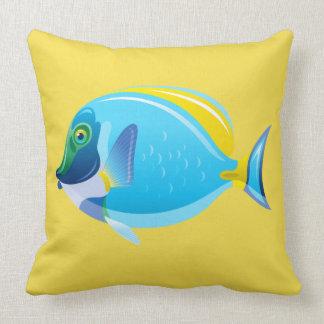 Almofada Peixes Travesseiro-Tropicais do lance