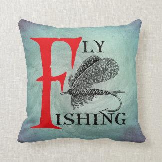 Almofada Pesca com mosca com atração da pesca