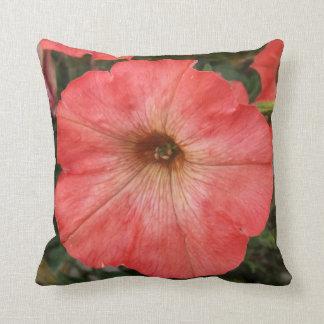 Almofada Petúnia cor-de-rosa
