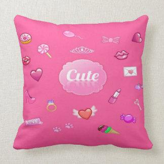 Almofada Pillow Cute Emoji