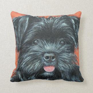 Almofada Pintura de Koda - de Terrier
