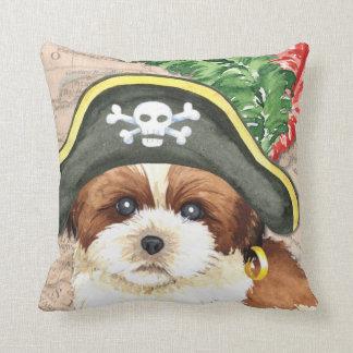 Almofada Pirata de Shih Tzu