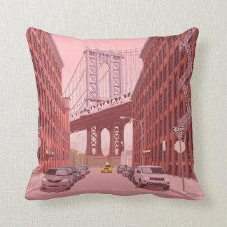 Almofada Ponte de Manhattan