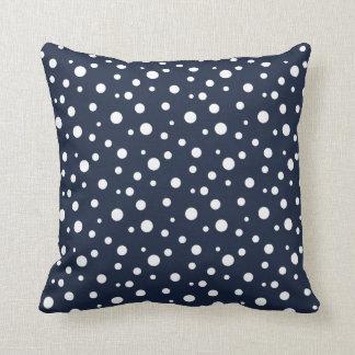 Almofada Pontos da Travesseiro-Polca do lance