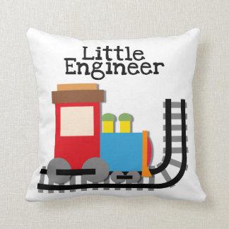 Almofada Pouco travesseiro do trem do engenheiro