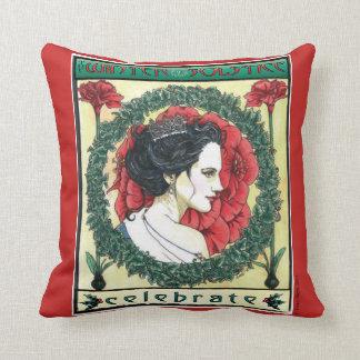 Almofada Presente do travesseiro decorativo do Natal do