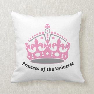 Almofada Princesa do travesseiro do universo