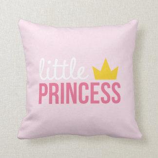 Almofada Princesa pequena cor-de-rosa Descansar