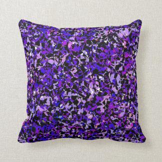 Almofada Principalmente roxo - travesseiro decorativo