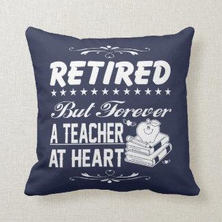 Almofada Professor aposentado