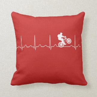 Almofada Pulsação do coração de Mountainbike