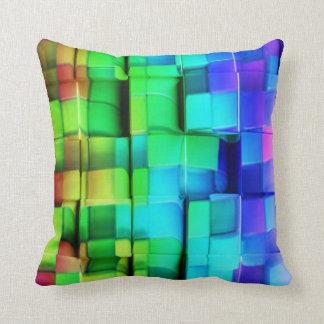 Almofada Quadrados coloridos