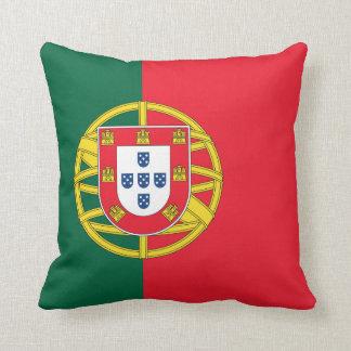 Almofada Qualidade portuguesa da bandeira