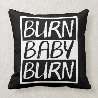 Almofada Queimadura do bebê da queimadura