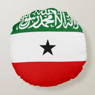 Almofada Redonda Bandeira de Somaliland