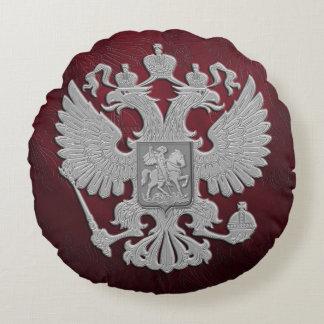 Almofada Redonda Braços do casaco de Rússia