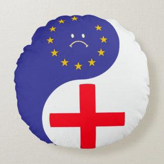 Almofada Redonda Brexit