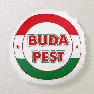 Almofada Redonda Budapest, circle, color