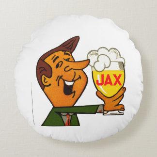 Almofada Redonda Cerveja de Jax