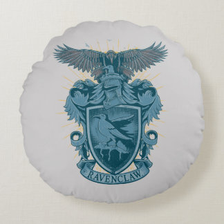 Almofada Redonda Crista de Harry Potter | Ravenclaw