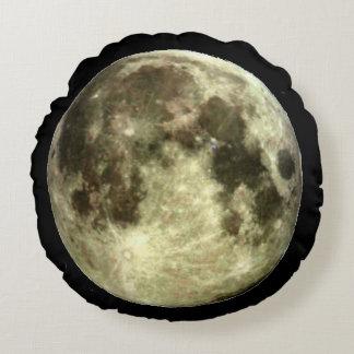 Almofada Redonda Descanso redondo da Lua cheia