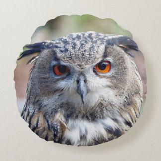 Almofada Redonda Eagle-Coruja euro-asiática, Uhu 02.2.1.o
