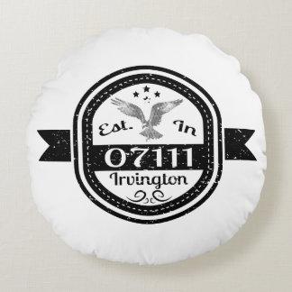 Almofada Redonda Estabelecido em 07111 Irvington