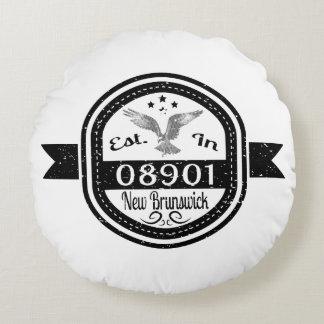 Almofada Redonda Estabelecido em 08901 Novo Brunswick