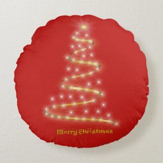 Almofada Redonda Feliz Natal