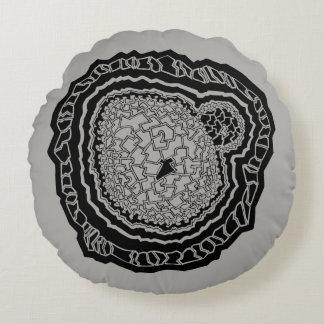 Almofada Redonda Geometric Mandala circle