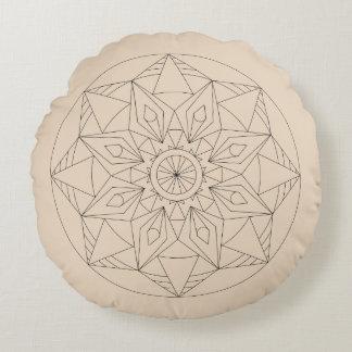 Almofada Redonda Geométrico