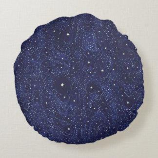 Almofada Redonda Impressionante por todo o lado nas estrelas 01A
