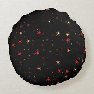 Almofada Redonda Impressionante por todo o lado nas estrelas 02B