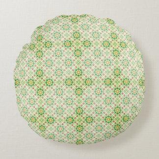 Almofada Redonda Monte verde e travesseiro redondo de Dale