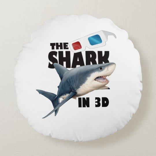 Almofada Redonda O filme do tubarão